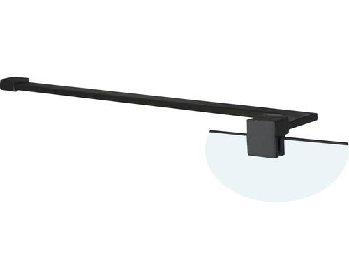 Eck-Stabilisationsbügel Basano Modena black 61,5x21,5 cm matt schwarz