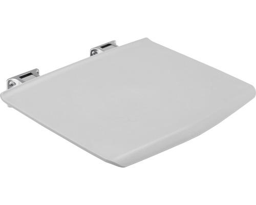 REIKA Dusch-Klappsitz chrom/grau GS zertifiziert bis 150 kg