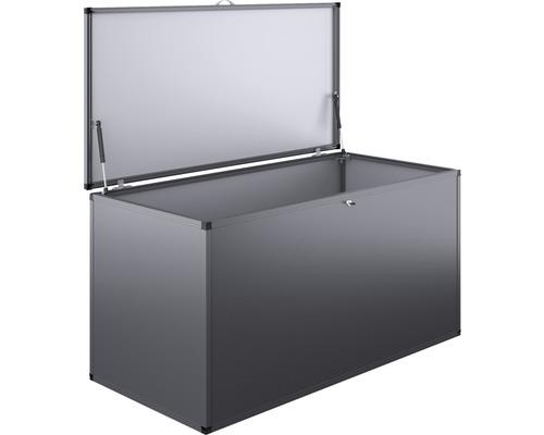 Gartenbox KGT L inkl. Gasdruckfedern 152 x 76 x 80 cm anthrazit