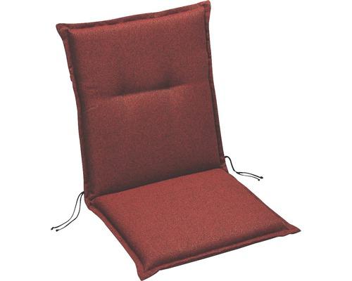 Sesselauflage Best nieder 100x50x7cm D.1827