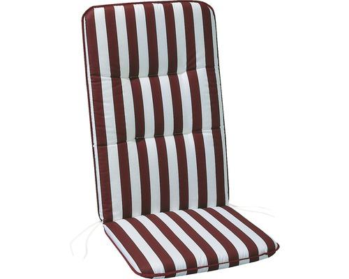 Sesselauflage Best hoch 120x50x6cm D.0271