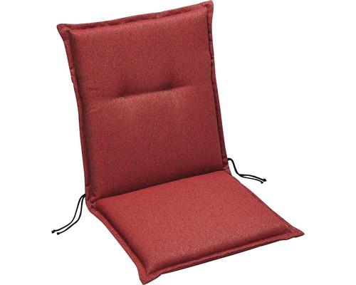 Sesselauflage Best nieder 100x50x7cm D.1826