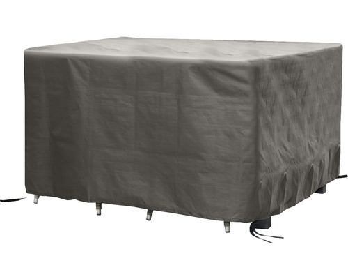 Profi-Schutzhülle Best für Möbelgruppen 185 x 150 H 95 cm grau