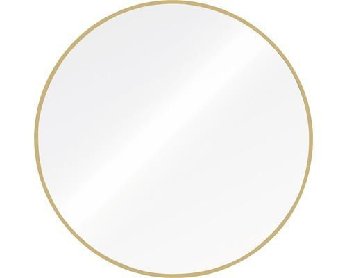 Spiegel Bern rund gold Ø 60 cm