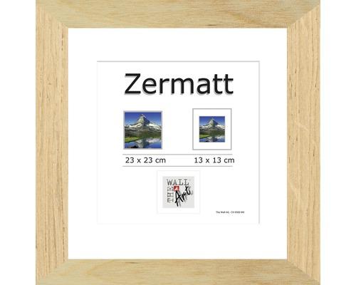 Objektrahmen Zermatt eiche 23x23 cm