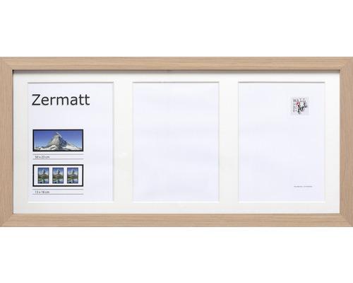 Objektrahmen Zermatt eiche 23x50 cm