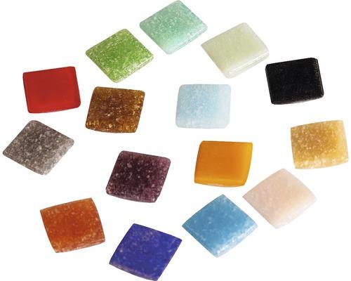 Mosaiksteine ca 1300 Stück 1x1cm