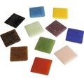 Mosaiksteine ca 325 Stück 2x2cm bunt