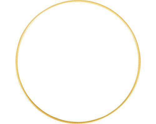 Metallringe beschichtet, 20cm ø, gold