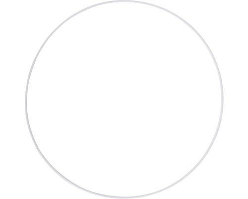 Metallringe beschichtet, 25cm ø, weiß