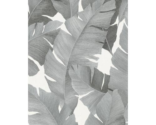 Vliestapete 31624 Avalon Floral schwarzsilber