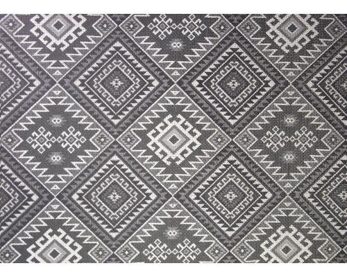 Outdoorteppich Kela anthrazit 90x150 cm