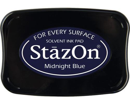 """Stempelkissen """"StazOn"""", nachtblau"""