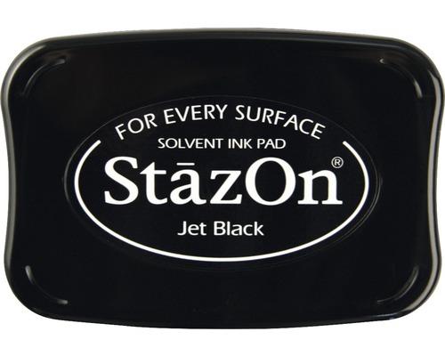 """Stempelkissen """"StazOn"""", schwarz"""