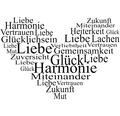 Stempel Herz - Liebe, Glück, Harmonie