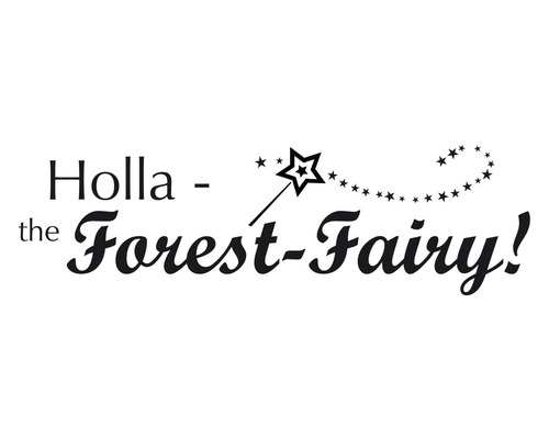 """Stempel """"Forest-Fairy"""", 3x9cm"""