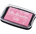 Delicata Metallic Stempelkissen, rosa
