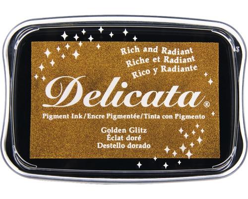 Delicata Metallic Stempelkissen, gold