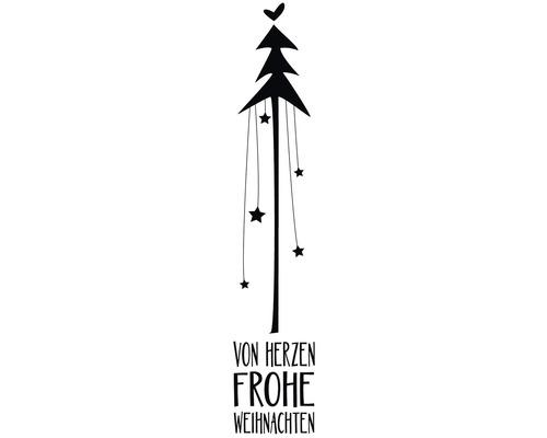 """Stempel """"Von Herzen Frohe Weihnachten"""""""