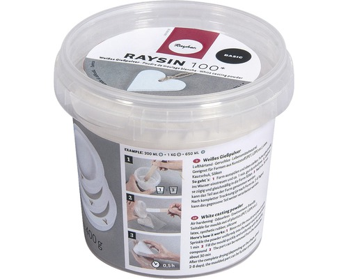 Gießpulver Raysin 100, Eimer 400g