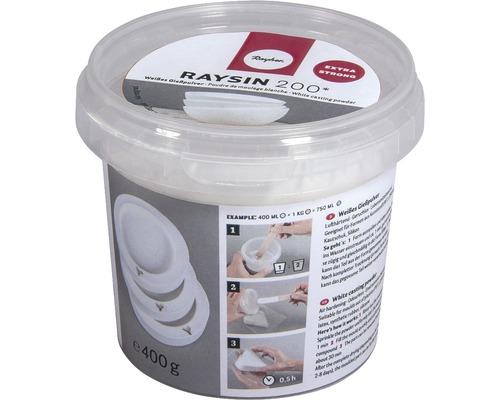 Gießpulver Raysin 200, Eimer 400g
