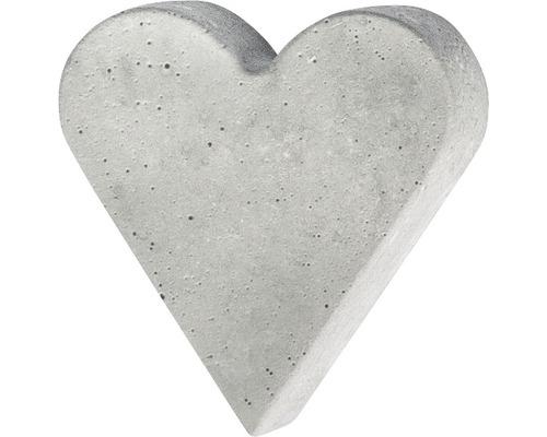 Gießform: Herz, 5,5x6,3cm