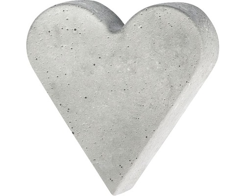 Gießform: Herz, 6,5x7,3cm