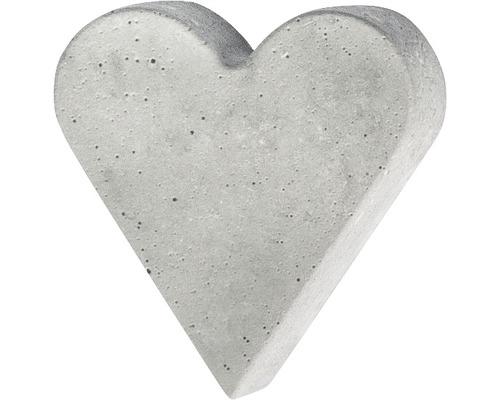 Gießform: Herz, 8,5x9,2cm