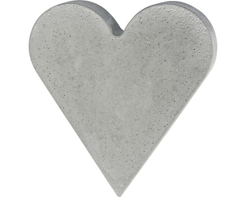 Gießform: Herz, 18,5x20cm