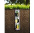 Easy Maxx Flaschenkühler Outdoor Ø 22 x Höhe 900 cm geeignet bis zu 15 Flaschen
