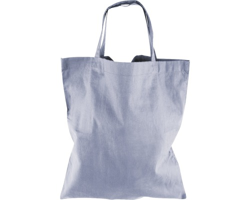 Baumwoll-Tasche, grau