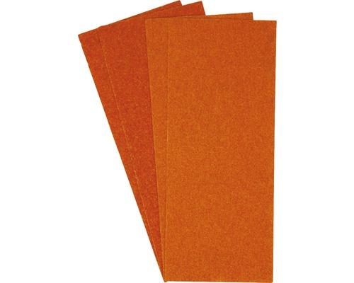 Schleifpapier-Set, Körnung, 4 Stück