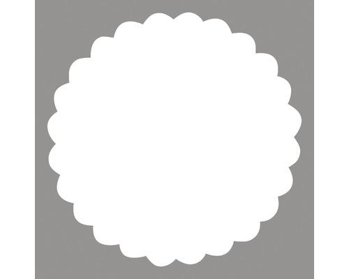 Motivstanzer: Rund mit Zierrand, 6,3 cm ø