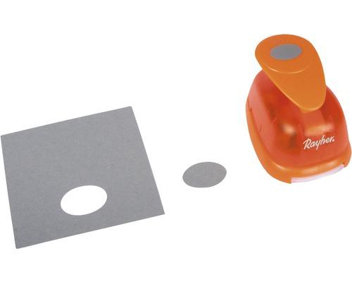 Motivstanzer: Oval, 3,17cm ø