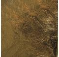 Deco-Metall, 14x14cm, 5 Blatt, gold