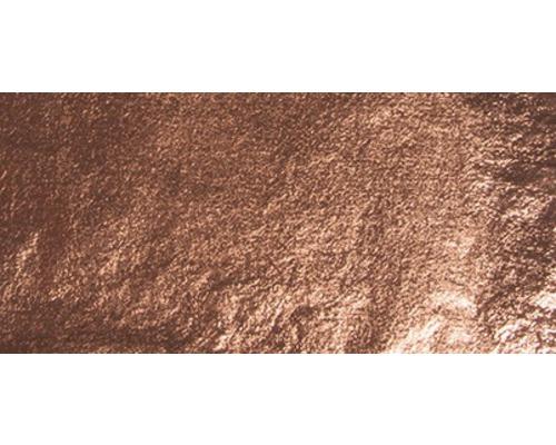 Deco-Metall, 14x14cm, 5 Blatt, kupfer