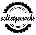 "Stempel ""selbstgemacht"", 3cm ø"