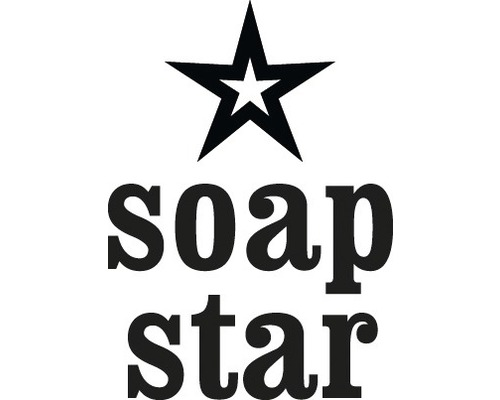 "Stempel ""Soap Star"", 3x4cm"