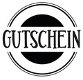 """Stempel """"Gutschein"""", 3cm ø"""