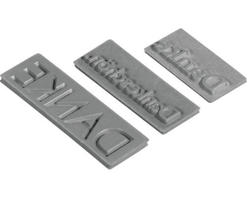 """Labels """"Danke"""",30x15mm,40x15 mm,50x15mm, 3 Stück"""