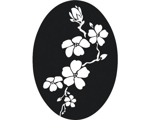 Label Kirschblüte 4x5,5cm