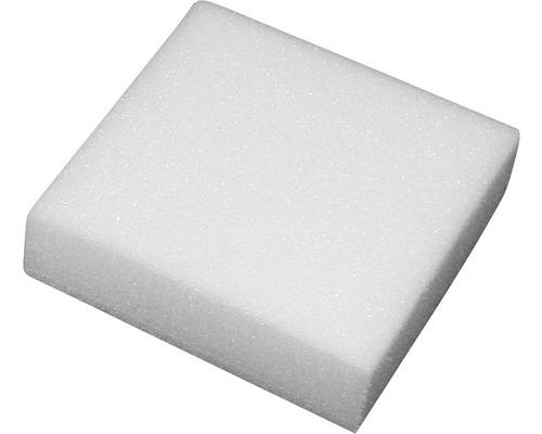 Schaumstoffunterlage Filzen, 75x75x20 mm