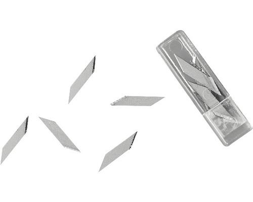 Ersatzklingen für Päzisionsbasteln, 6 Stück