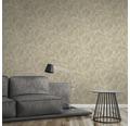 Vliestapete 37219-1 Greenery Blattprint beige