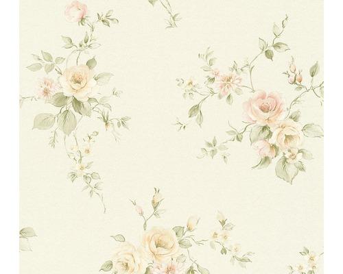 Vliestapete 3723-07 Romantico Bouquet rosa