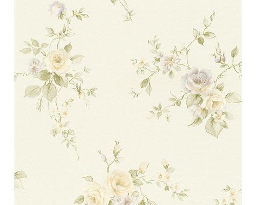 Vliestapete 3723-45 Romantico Bouquet Flieder