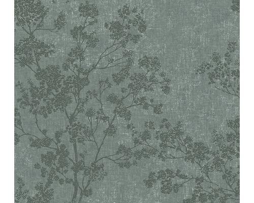 Vliestapete 37397-3 New Walls Bäume grün