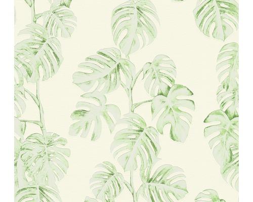 Vliestapete 37281-3 Greenery Blattranke grün