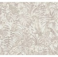 Vliestapete 37210-2 Greenery Jungle creme beige