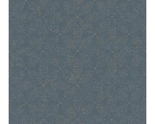 Vliestapete 37176-2 Ethnic Origin Mandala blau
